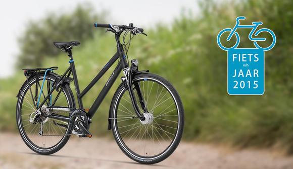 Beste Lichte Stadsfiets : Batavus zonar uitgeroepen tot fiets van het jaar 2015!